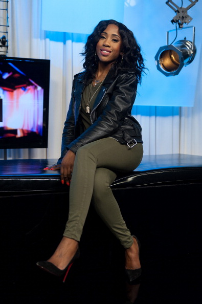 Sevyn Streeter Visits Music Choice
