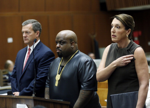 Cee Lo Green Court Appearance