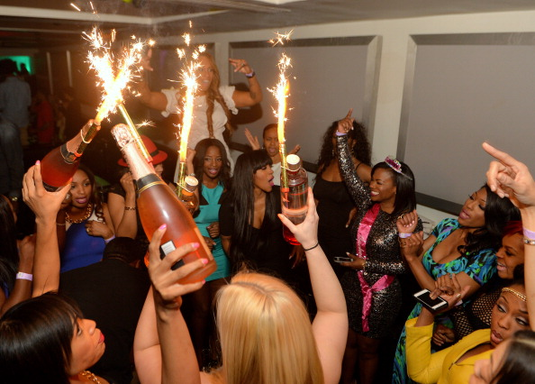 Kandi Burruss's Bachelorette Party