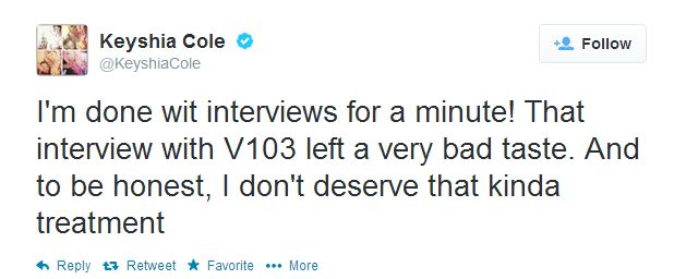 Keyshia-Cole-V103-tweet-5