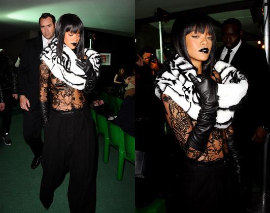 Rihanna-Paris-Fashion-Week-jean-pau-gaultier