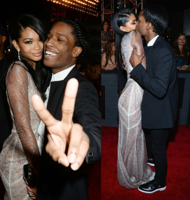 ASAP-ROCKY-CHANEL-IMAN-VMA-RED-CARPET