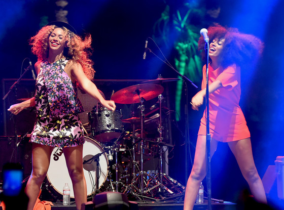 Beyonce and Solange perform together at Coachella