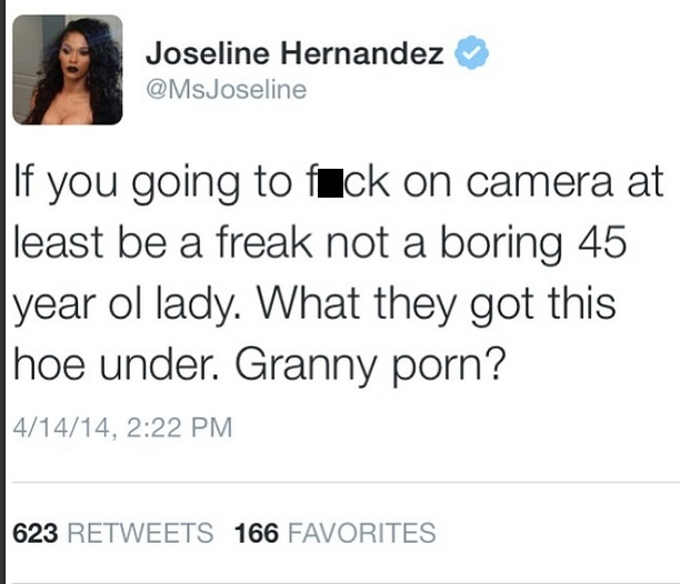 Joseline Hernandez Instagram
