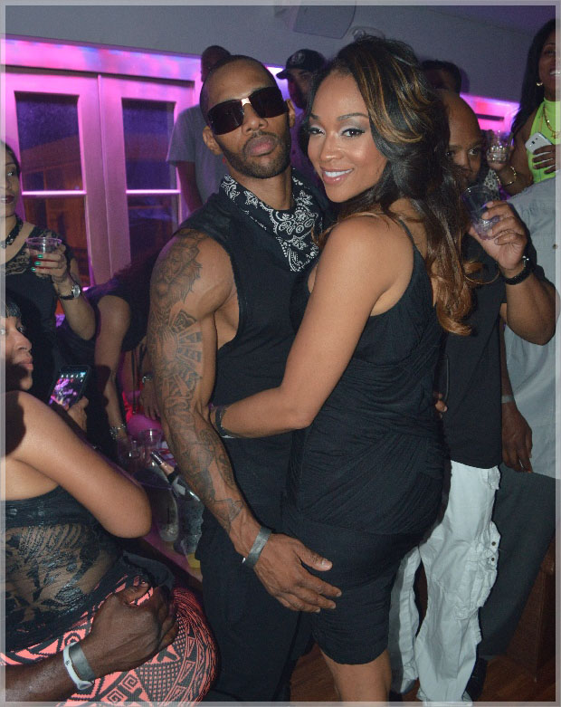 Mimi Faust Nikko Smith