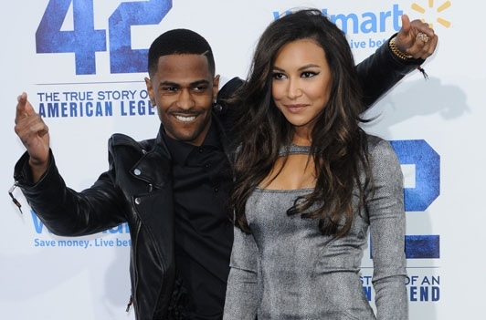 Big Sean and Naya Rivera Cheating rumors