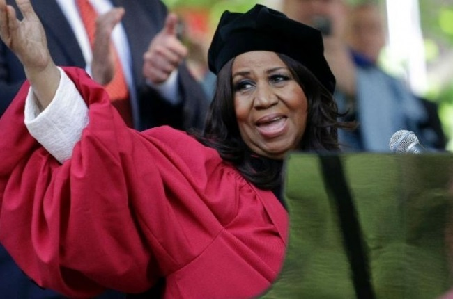 Aretha-Franklin- Harvard