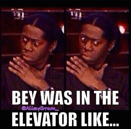 bey-was-in-the- elevator