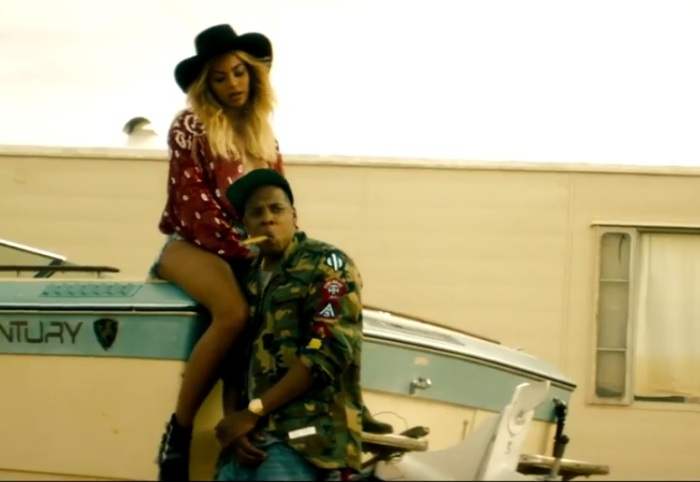 Beyonce-Jay-Z-Run- Concert Trailer, Beyonce, Jay-Z On The Run