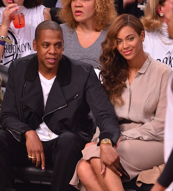 Beyonce-Jay-Z-Nets-Game-After-Fight