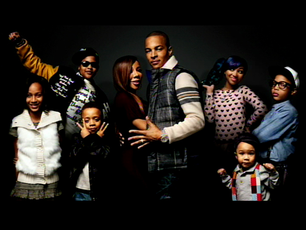 Rapper T.I. talks about a child he fathered outside of marriage in song.