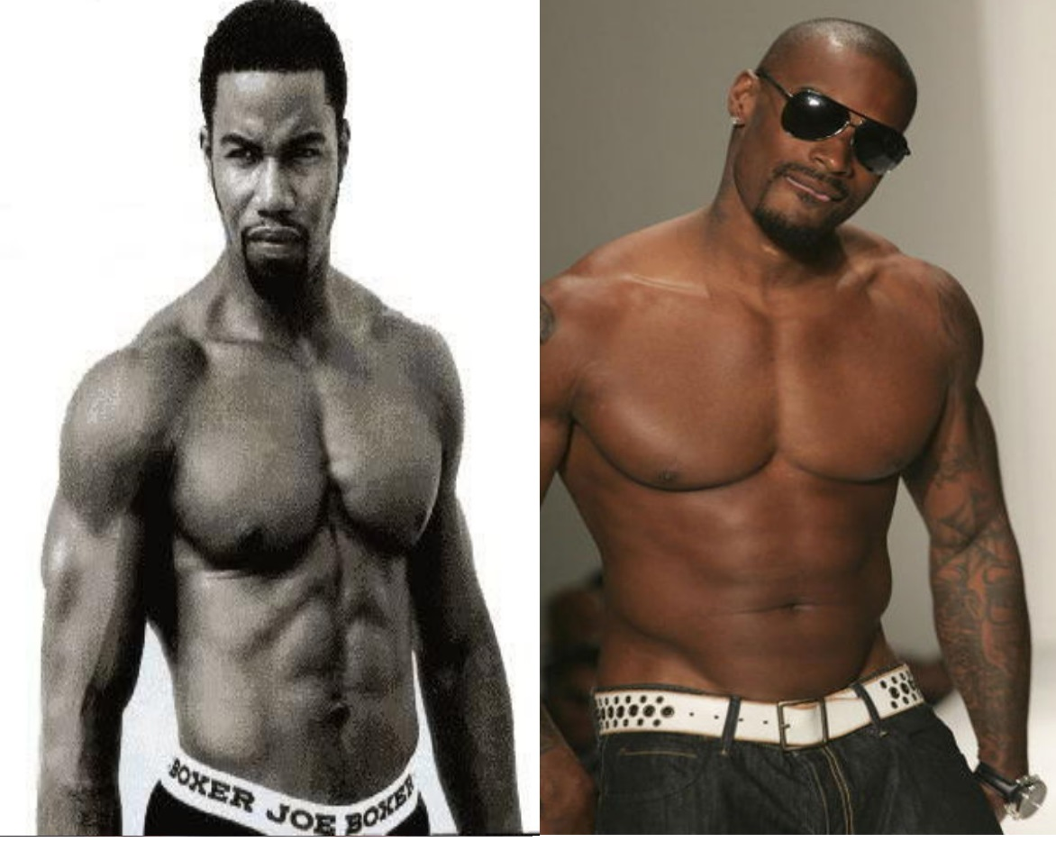 Tyson Beckford and Michael Jai White Give Us Chocolate City