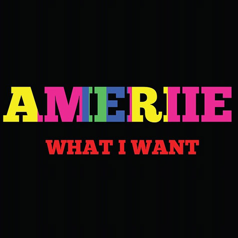 ameriie-what-i-want-cover