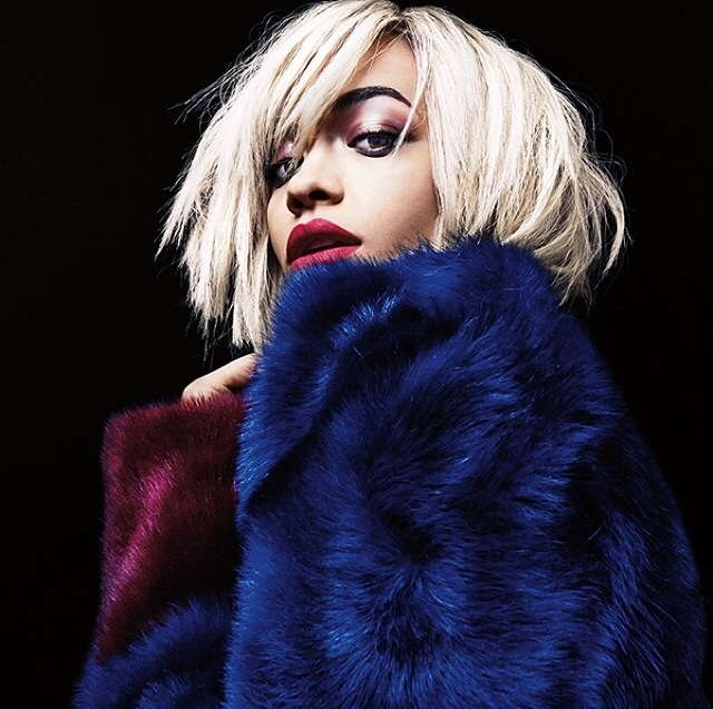 Rita Ora for 'My NY'