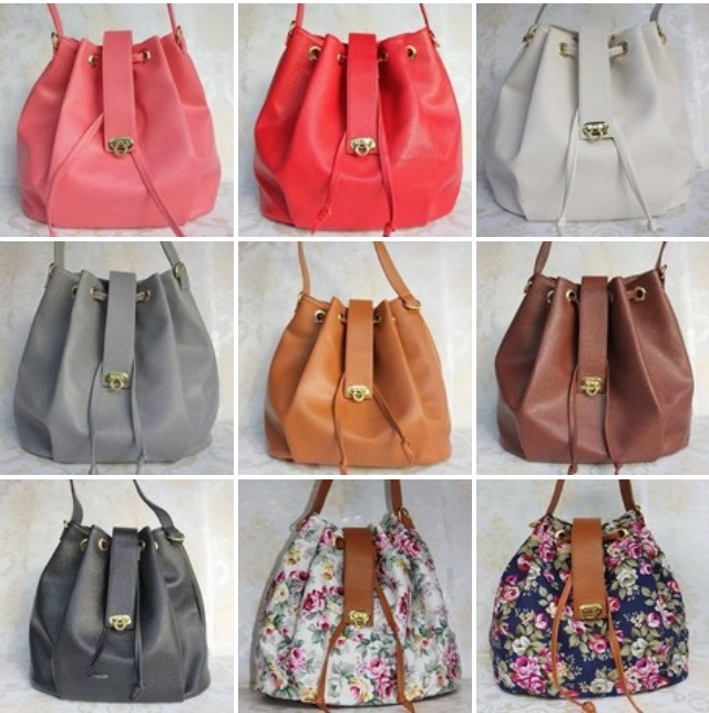 Sossy Bucket Bags