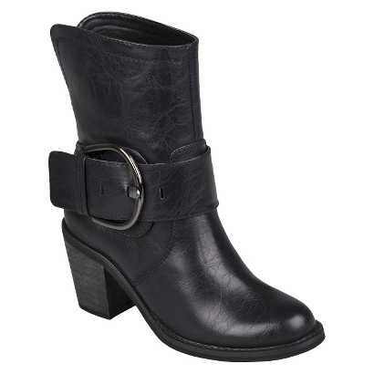 Women's Hailey Jeans Co. Buckle High Heel Boots available online at Target for $69.99