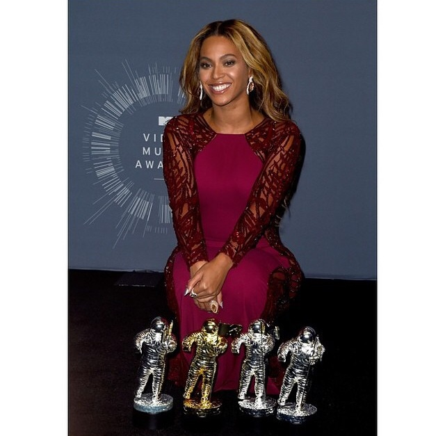 "Beyonce and her well-deserved ""Many Moons"""