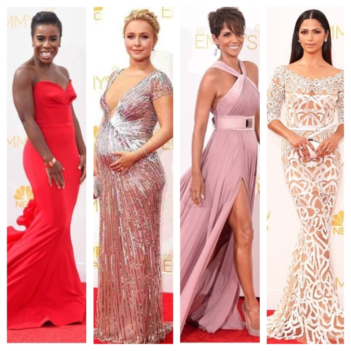 Uzo Aduba, Hayden Panettiere, Halle Berry, and Camila Alves