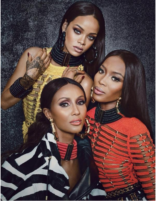 Rihanna-Iman-and-Naomi-Campbell-in-W-Magazine