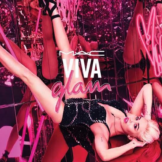 miley cyrus mac viva glam collection 2015