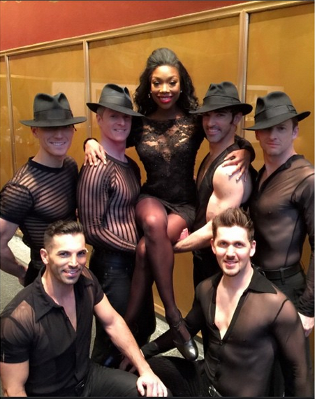 Brandy-Norwood-Chicago-Cast