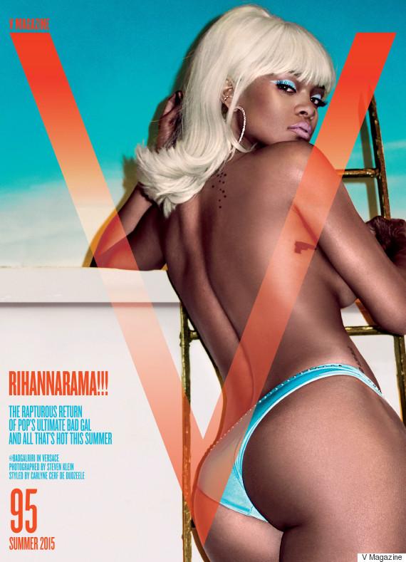 Rihanna-V-Mag-1