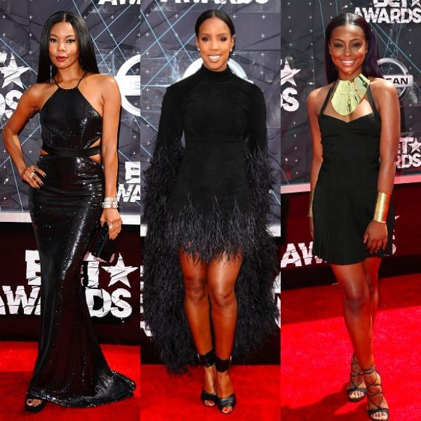 BET-Awards-Collage-Gabrielle-Union-Kelly-Rowland-Justine-Skye