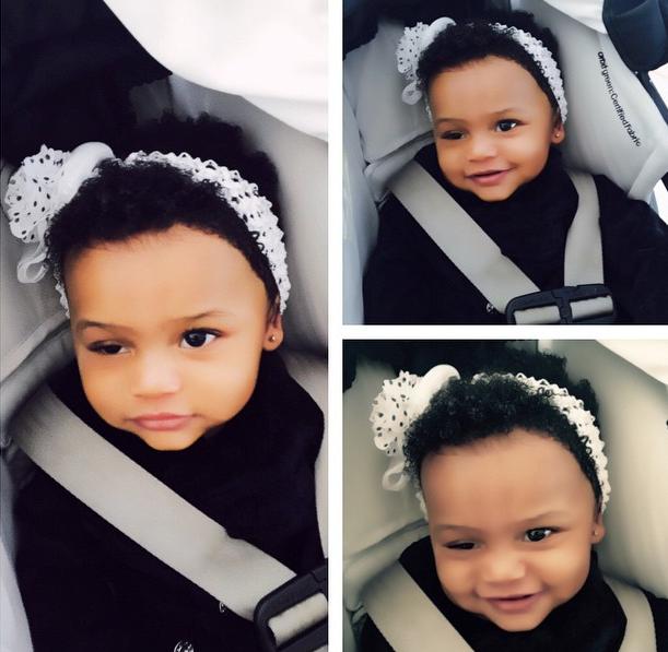 Lil Kims Daughter Royal Reign Turns 1 Urban Grace Magazine