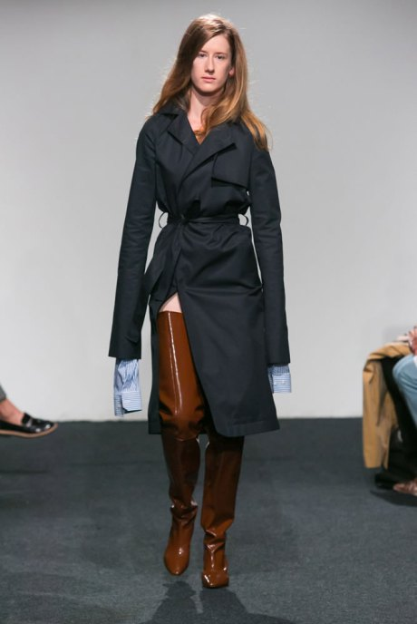 Thigh High Vetements' Spring 2015 Collection