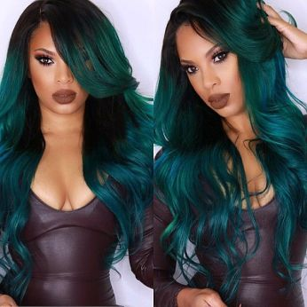 Black Women Hair color trends ideas