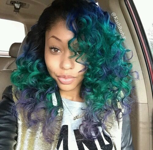 25 Trendy Black Hairstyles For Women Colors