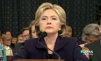 Hillary Clinton at
