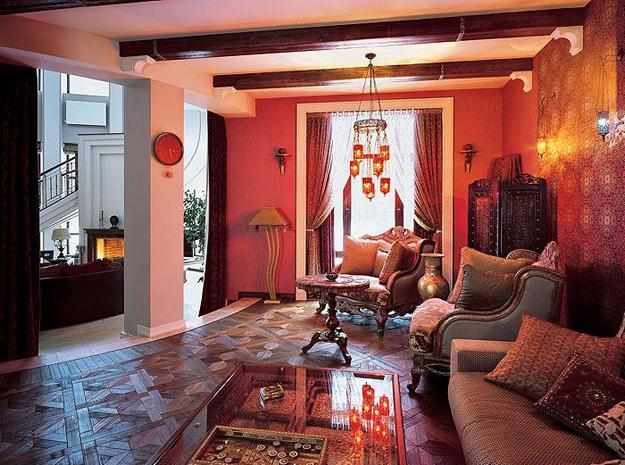 Moroccan Style Interior Design Furniture Accessories 9